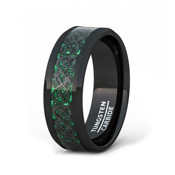 httpswww.americantungsten.comblogwp-contentuploads201902black-green-carbon-fiber-celtic-dragon-beveled (1)